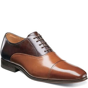 Corbetta Cap Toe Oxford in Brown / Scotch for $79.90