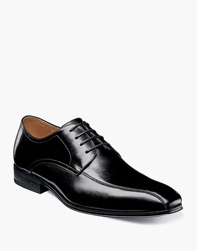 Corbetta Bike Toe Oxford in Black for 115.00 dollars.