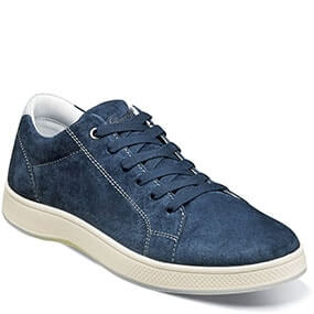 Edge  Lace Up Oxford in Navy for $79.90