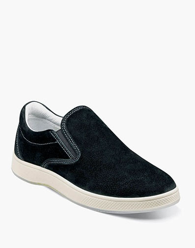 Edge  Double Gore Slip On in Black for 79.90 dollars.