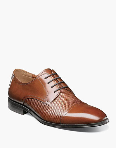 Belfast Cap Toe Oxford in Cognac for $94.90