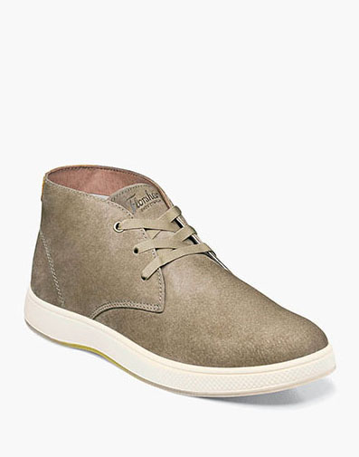 Edge Plain Toe Chukka Boot in Olive for $79.90