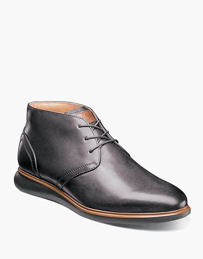 Fuel Plain Toe Chukka Boot in Gray for $125.00