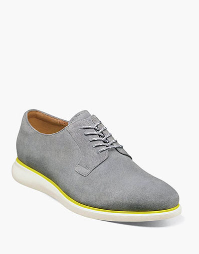 Fuel  in Gray Suede for 125.00 dollars.