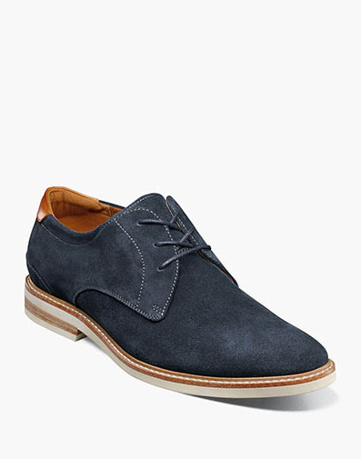 Highland  in Navy Suede for 115.00 dollars.