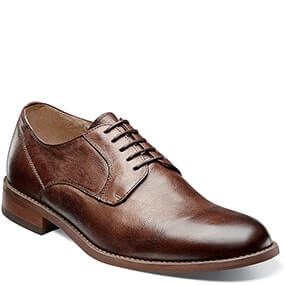 Rockit  Plain Toe Oxford in Brown for $49.90