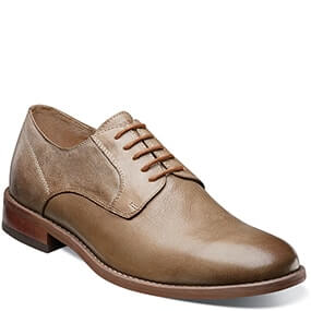 Rockit  Plain Toe Oxford in Taupe for $49.90