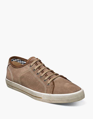 Flash Plain Toe Lace Up in Stone for 44.90 dollars.