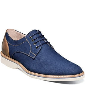 Union  Plain Toe Oxford in Navy for $59.90