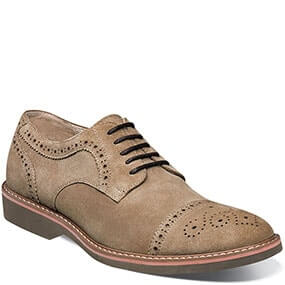 Union Cap Toe Oxford in Dirty Buck for $89.90