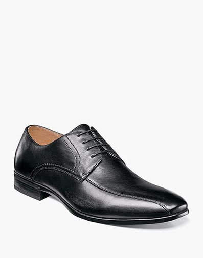 Burbank Bike Toe Oxford in Black for 49.90 dollars.