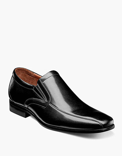 Postino Bike Toe Slip On in Black Smooth for 115.00 dollars.
