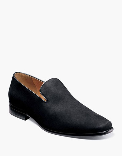 Postino  in Black Nubuck for 74.90 dollars.