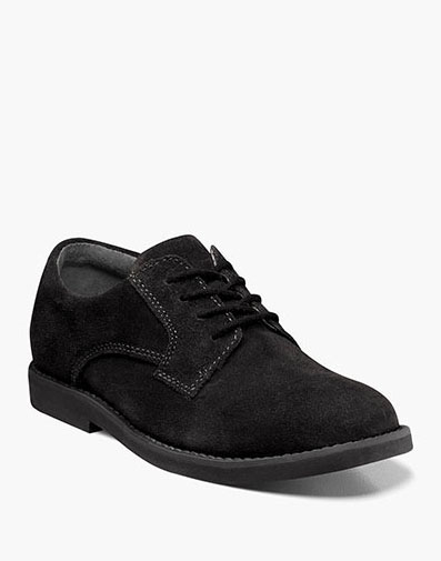 Kearny Jr. Plain Toe Oxford  in Black for 59.95 dollars.