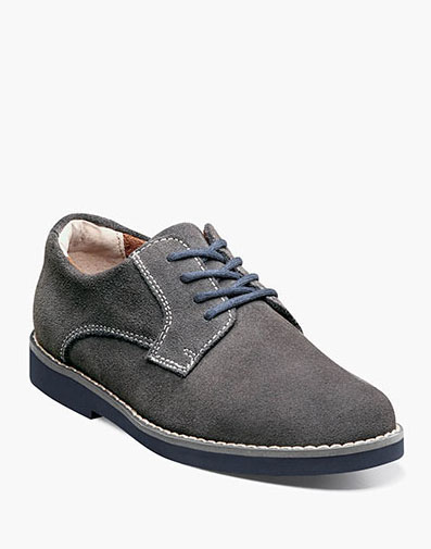 The featured product is the Kearny Jr Plain Toe Oxford.