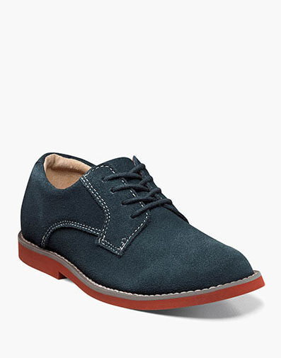 Kearny Jr. Plain Toe Oxford  in Navy for 59.95 dollars.