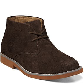 Quinlan Jr. Plain Toe Chukka Boot in Brown for $49.90
