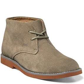 Quinlan Jr. Plain Toe Chukka Boot in Sand for $49.90