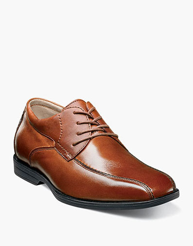 Reveal Jr. Bike Toe Oxford  in Cognac for $60.00