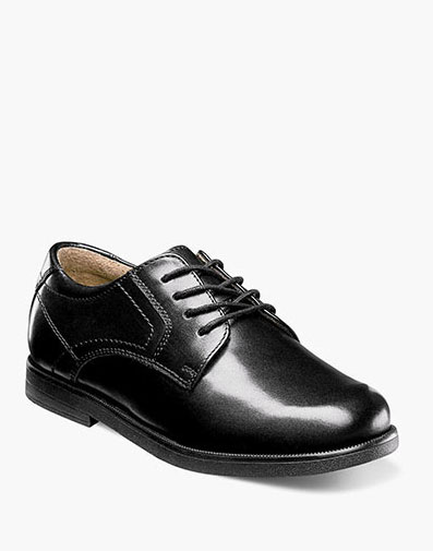 The featured product is the Midtown Jr Plain Toe Oxford.