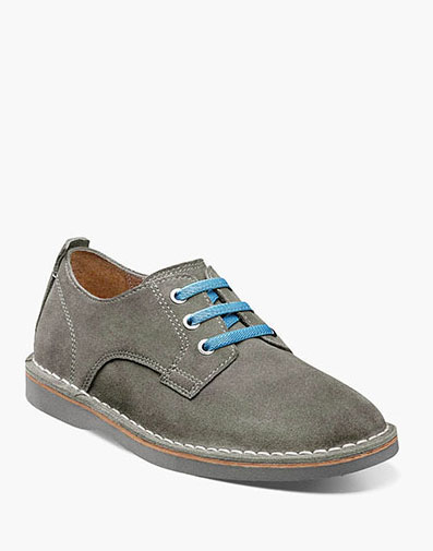 Navigator Jr. Plain Toe Oxford  in Gray for 59.95 dollars.