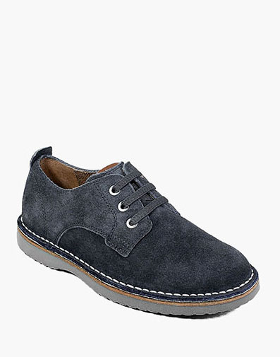 Navigator Jr. Plain Toe Oxford  in Navy for 59.95 dollars.