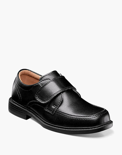 Berwyn Jr. II Moc Toe Strap in Black for $54.95