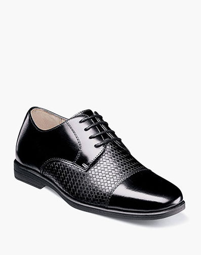 Reveal Jr. II Cap Toe Oxford in Black for $59.95