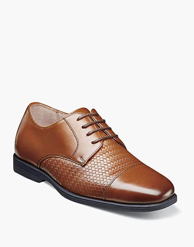 Reveal Jr. II Cap Toe Oxford in Cognac for $59.95