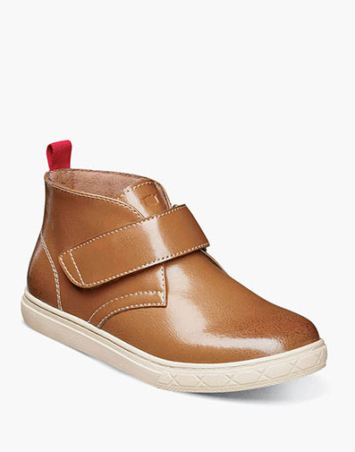 Curb Jr. Strap Chukka Boot in Cognac for 59.95 dollars.