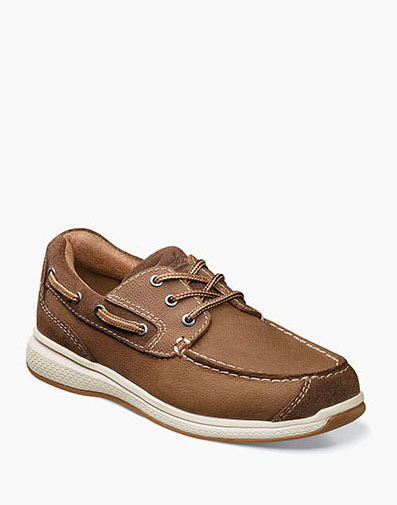 Great Lakes Jr. Moc Toe Oxford in Stone for $59.95