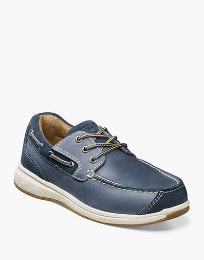 Great Lakes Jr. Moc Toe Oxford in Indigo for $59.95