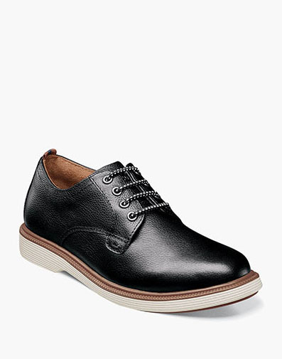 Supacush Jr. Plain Toe Oxford in Black for 62.95 dollars.