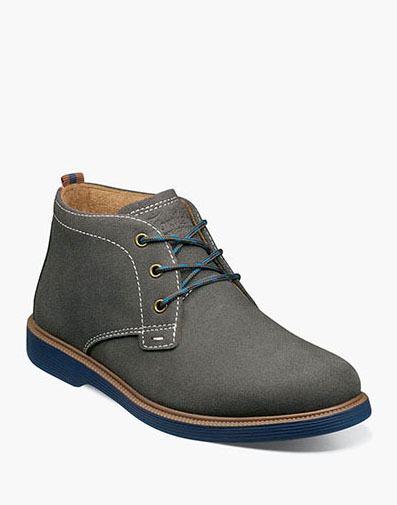 Supacush Jr.  in Gray Suede for 68.95 dollars.
