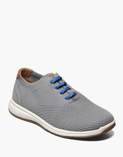 The featured product is the Great Lakes Jr. Knit Plain Toe Oxford.