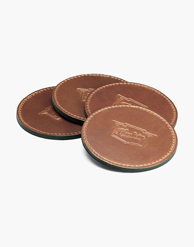 Leather Embossed Coaster MADE IN USA in Misc for $35.00