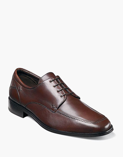 Washington Moc Toe Oxford in Cognac for 79.90 dollars.