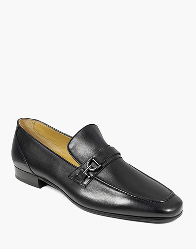 Hotter Moc Toe Bit Loafer in Black for $195.00