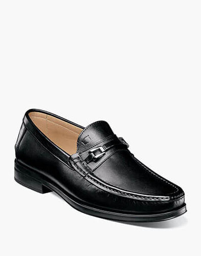 Palace Moc Toe Bit Loafer in Black for 175.00 dollars.
