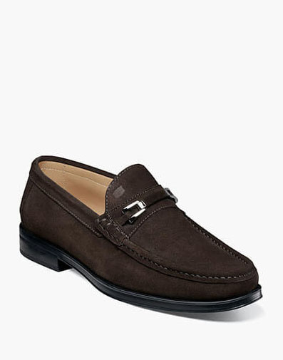 Palace Moc Toe Bit Loafer in Brown for 175.00 dollars.