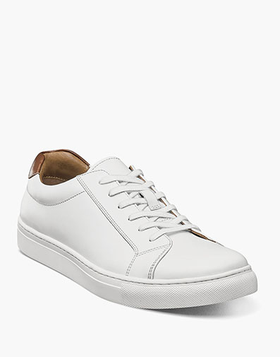 Prospect Plain Toe Lace Up in White Multi for 39.90 dollars.