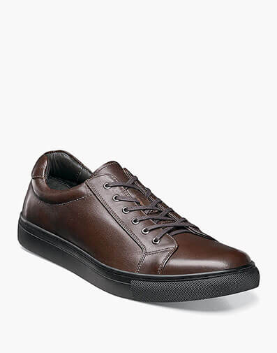 Prospect Plain Toe Lace Up in Brown for 39.90 dollars.