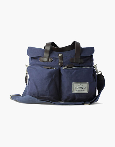 Vincent Vintage Canvas Messenger in Misc for $59.95