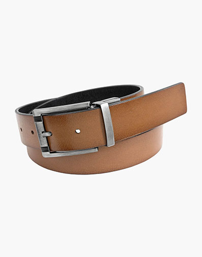 Hargrove Reversible Belt  in Copper for $50.00