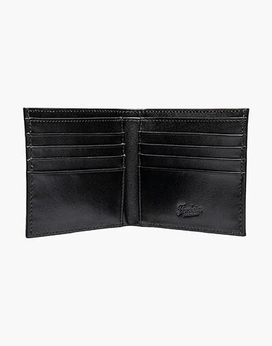 Bifold Wallet  in Black for 40.00 dollars.