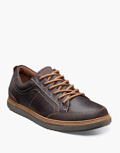 Gridley Sneaker in Brown for $150.00